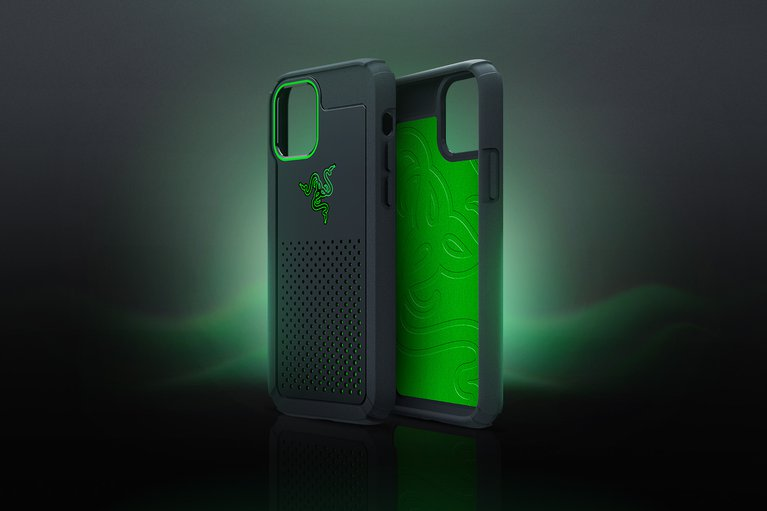 Razer Arctech Pro for iPhone 12 and iPhone 12 Pro - Black