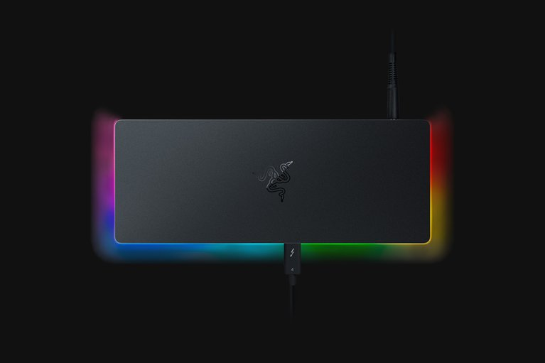Razer Thunderbolt™ 4 Dock Chroma