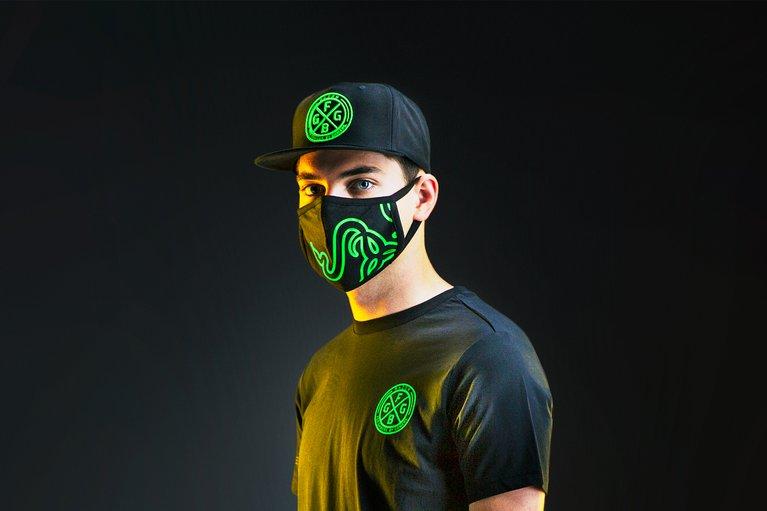 Razer Emblem Snapback Cap