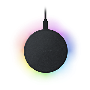 10W Fast Wireless Charger with Razer Chroma RGB