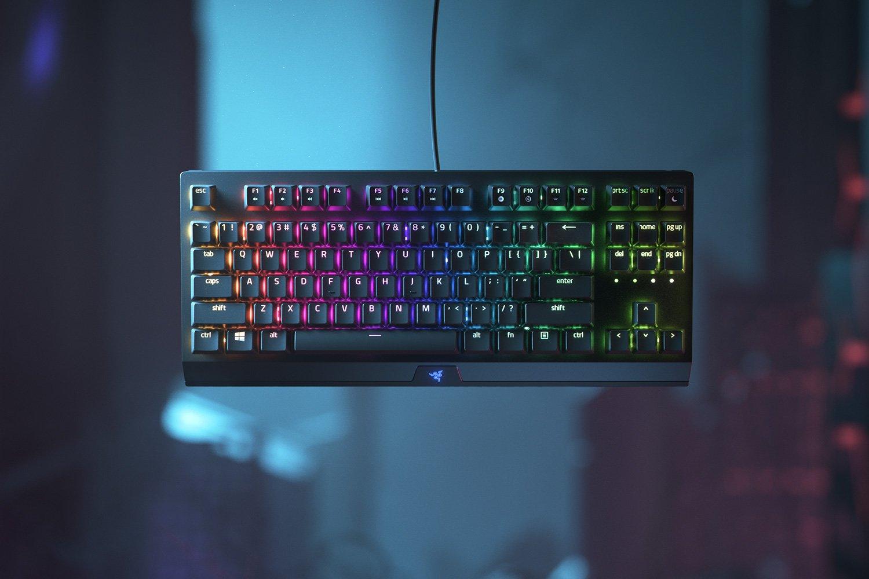Razer BlackWidow V3 Tenkeyless - Green Switch - US | Keyboards