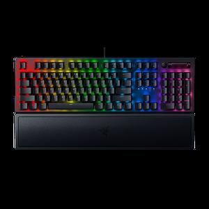 Clavier de jeu mécanique avec Razer Chroma RGB