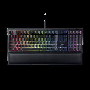 Mecha-membrane keyboard with Razer Chroma RGB