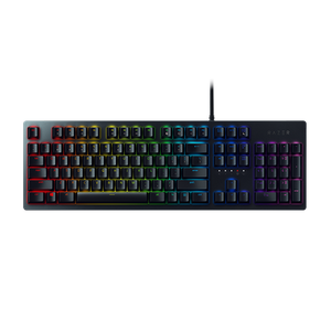 Gaming Keyboard with Razer™ Optical Switches
