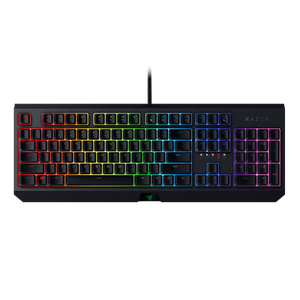 Gaming-Tastatur mit Mechanischen Grünen Switches von Razer™
