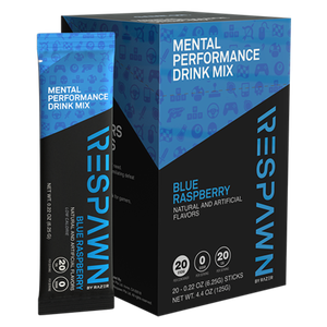 The Mental Performance Drink for Gamers
