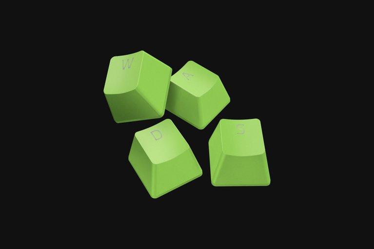 Razer PBT Keycap Upgrade Set - Green