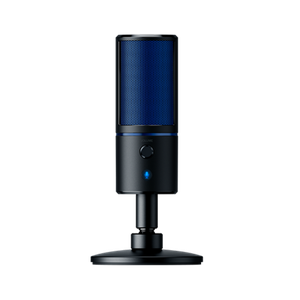 The compact mic to elevate your streaming to professional heights.