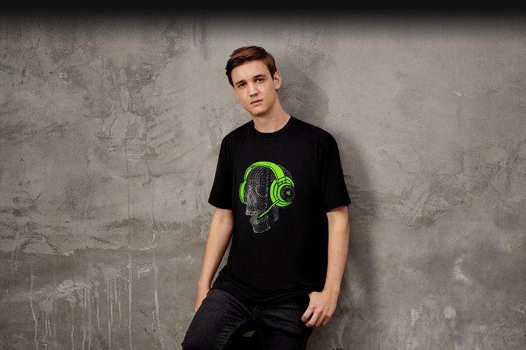 Razer Elite Skull Kraken Tee - 3XL