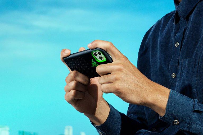 Razer Arctech Pro THS Edition for iPhone 11 Pro - Noir