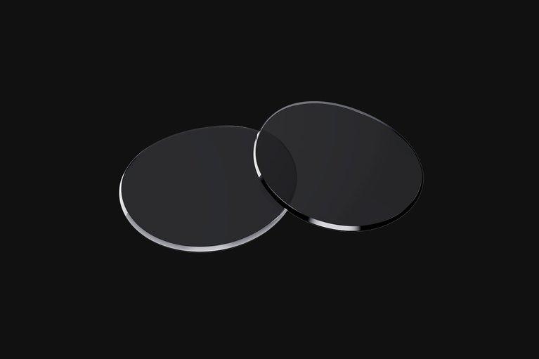 Razer Anzu - Polarized Sunglass Lenses (Round Design - Size L)