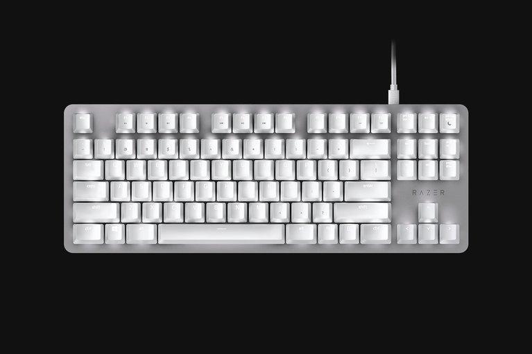 Razer BlackWidow Lite - US - Mercury