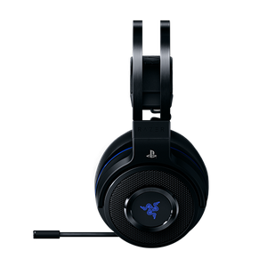 Wireless and Wired Headset for PS4