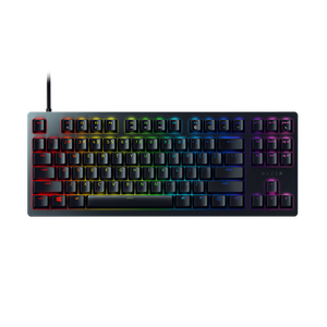 Compact Gaming Keyboard with Razer™ Linear Optical Switches