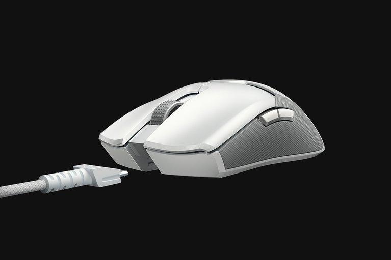 Razer Viper Ultimate với Đế sạc - Mercury