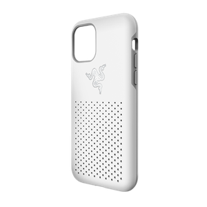 Drop protection and improved phone cooling with Thermaphene