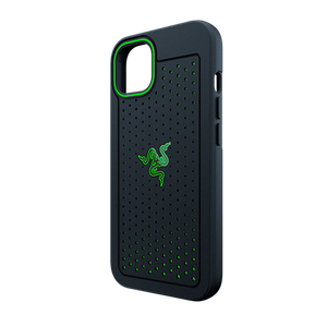 Protective Smartphone Case with Ventilation Channels
