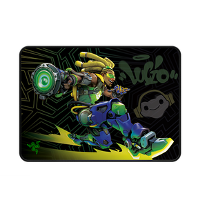 Officially Licensed Gaming Mouse Mat for Overwatch Lúcio