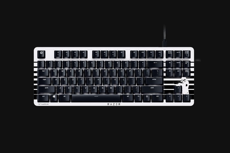 Razer BlackWidow Lite Stormtrooper™ - US