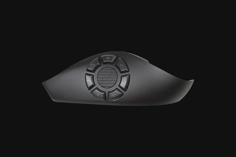 Razer Naga Trinity MOBA Panel
