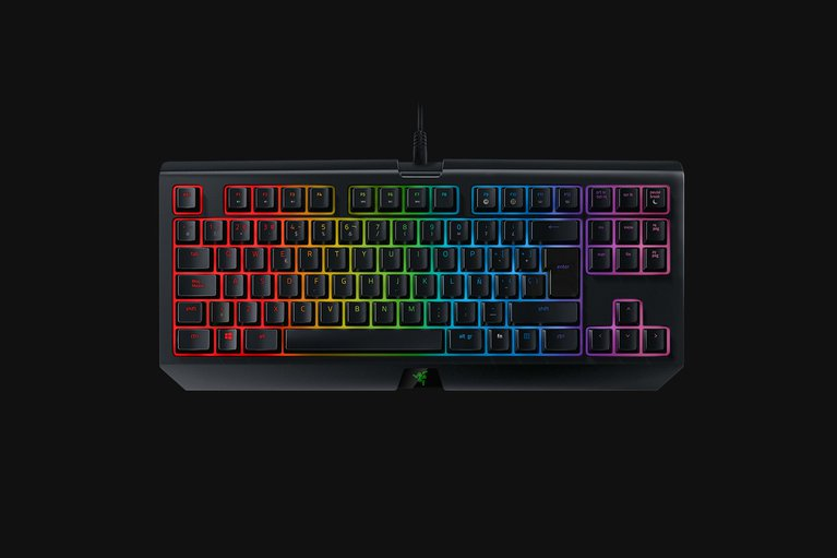 Razer BlackWidow Tournament Edition Chroma V2 - Green Switch - NO