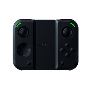 Portable Dual-Sided Gaming Controller for Android