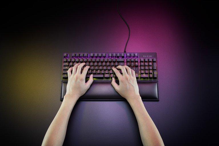 Razer Ergonomic Wrist Rest For Full-sized Keyboards