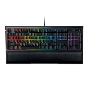 Soft Touch. Tactile Click Gaming Keyboard.