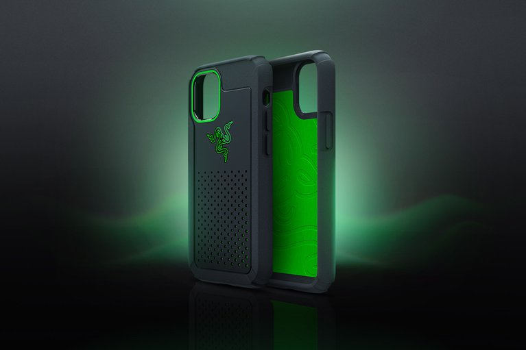 Razer Arctech Pro for iPhone 12 mini - 黑色