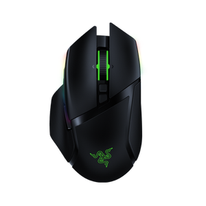 Wireless Gaming Mouse with 11 Programmable Buttons