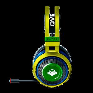 Wireless Gaming Headset with Razer HyperSense