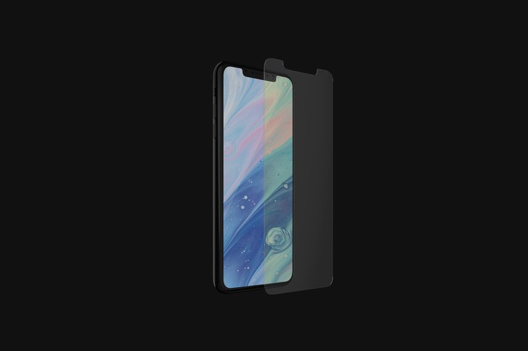 Razer Blue Light Filtering Screen Protector for iPhone XS