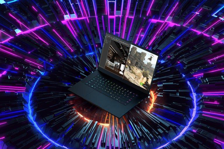 Razer Blade 15 Advanced Model - OLED 4K Touch 60Hz - GeForce RTX 2080 Super Max-Q - Black