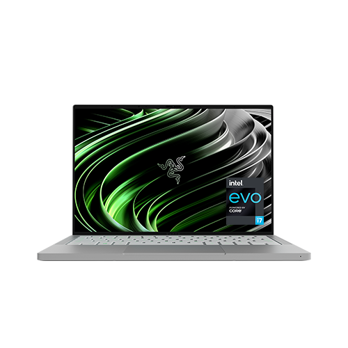 Razer Book - UHD Touch 60Hz - Intel® Iris® Xe Graphics - Mercury