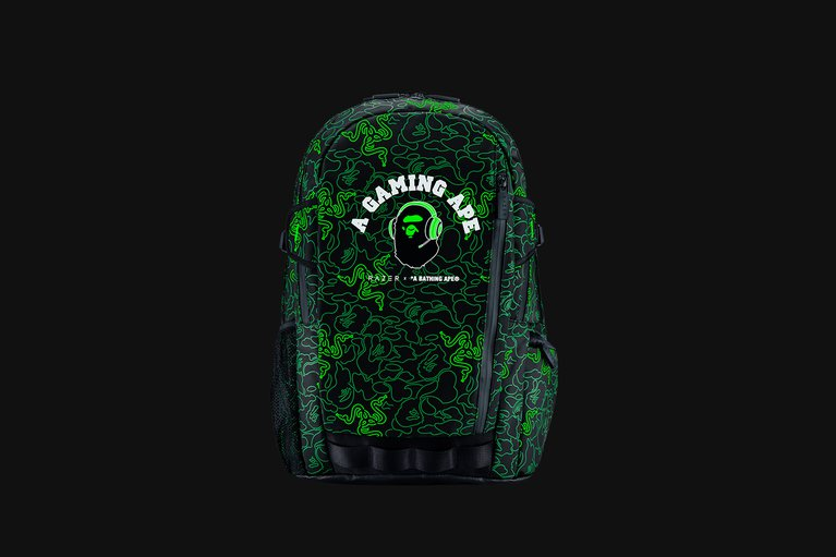 "Razer x *A Bathing Ape® Rogue 15"" Backpack"