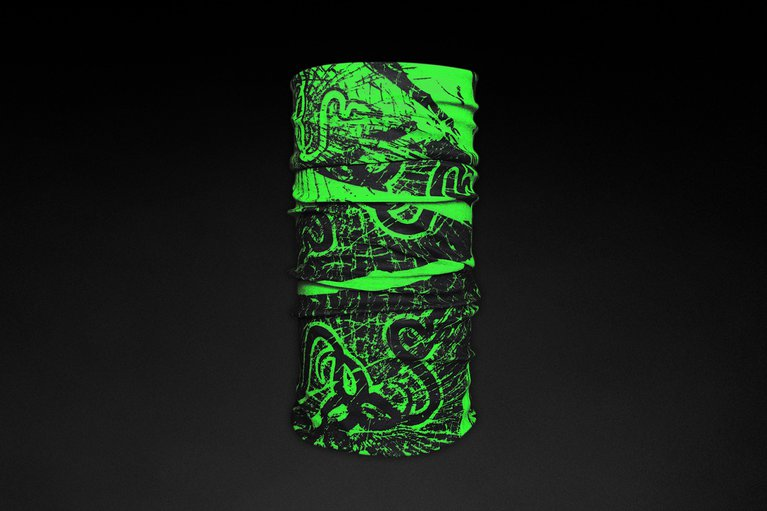 Razer Bandana Mask - Shattered Glass V2