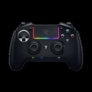 PS4 - Controller mit Bluetooth - und kabelgebundener Verbindung