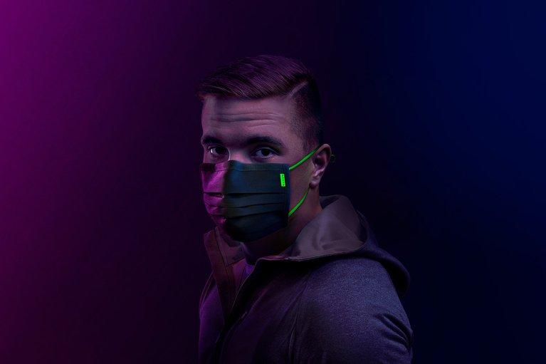 Razer Folded Cloth Mask