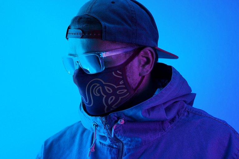 Razer Cloth Mask - Black - M