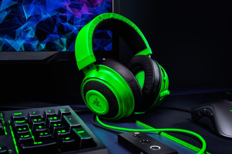 Razer Kraken Tournament Edition - Grün