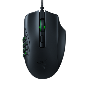 Ergonomic MMO Gaming Mouse with 16 buttons