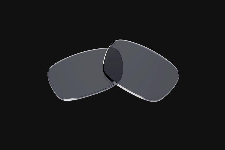 Razer Anzu - Polarized Sunglass Lenses (Rectangle Design - Size SM)
