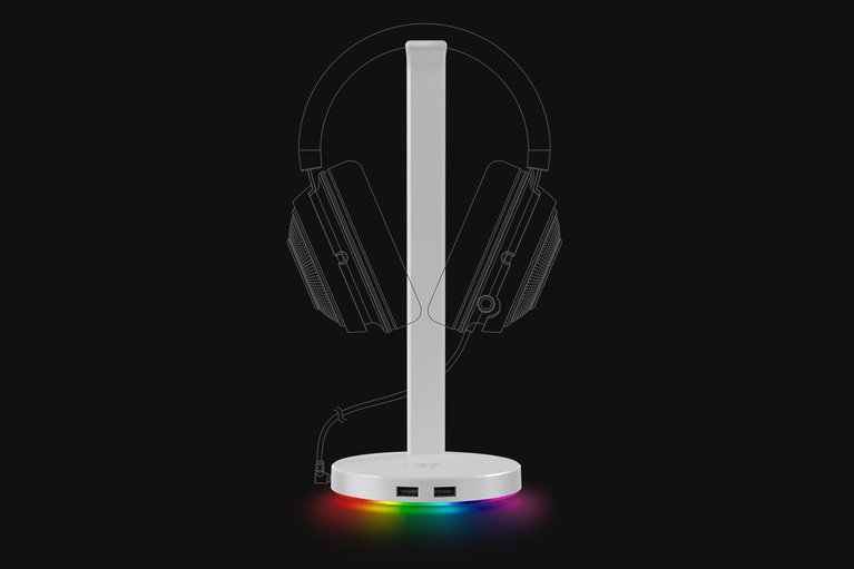 Razer Base Station V2 Chroma - Mercury