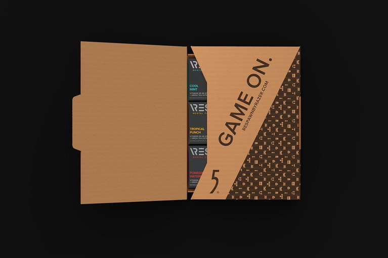 RESPAWN By 5 - Full Variety - 6 Packs